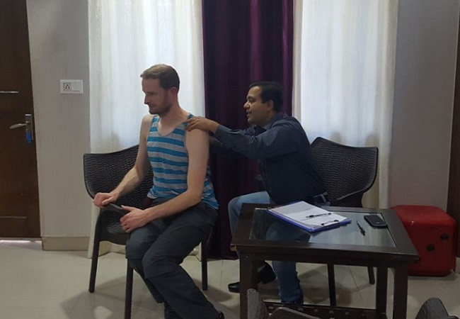 Ayurveda Doctor clinic Rishikesh for consultation and Therapeutic treatment - Panchakarma