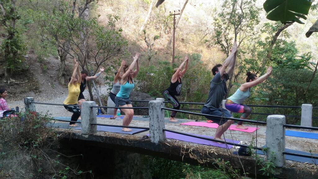 Hatha Ashtanga Vinyasa Yoga Retreat India