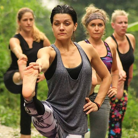 Yoga Asana - Retreats
