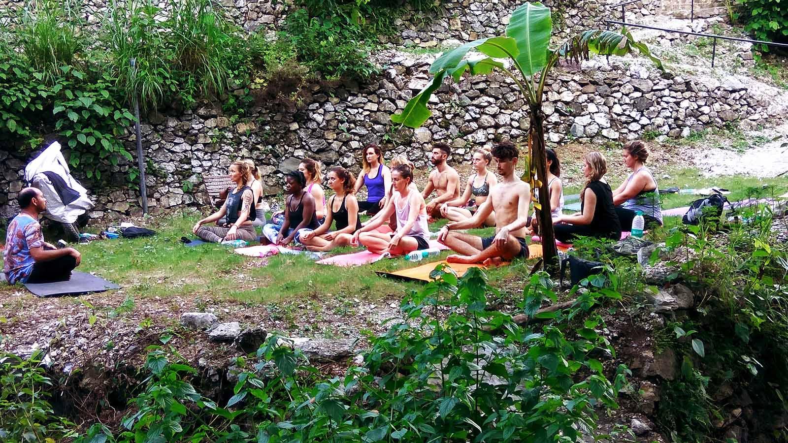 2 Yoga Meditation courses in rishikesh india MANTRA YOGA MEDITATION - Rishikesh