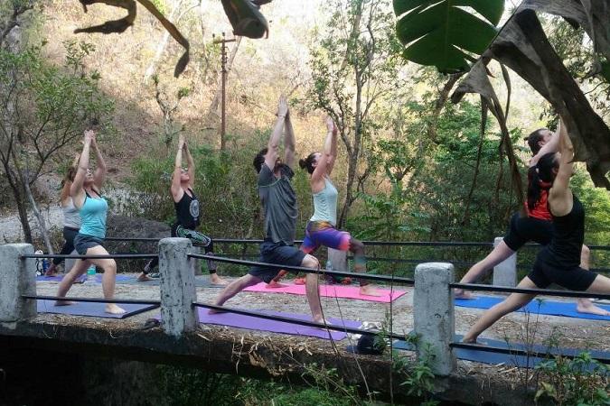 100 Hour Ashtanga Vinyasa Yoga Teacher Training Rishikesh - About Us
