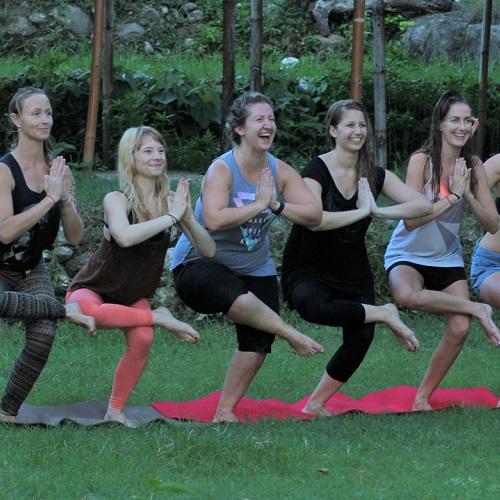 Yoga Meditation Teacher Training Retreats in Rishikesh - About Us