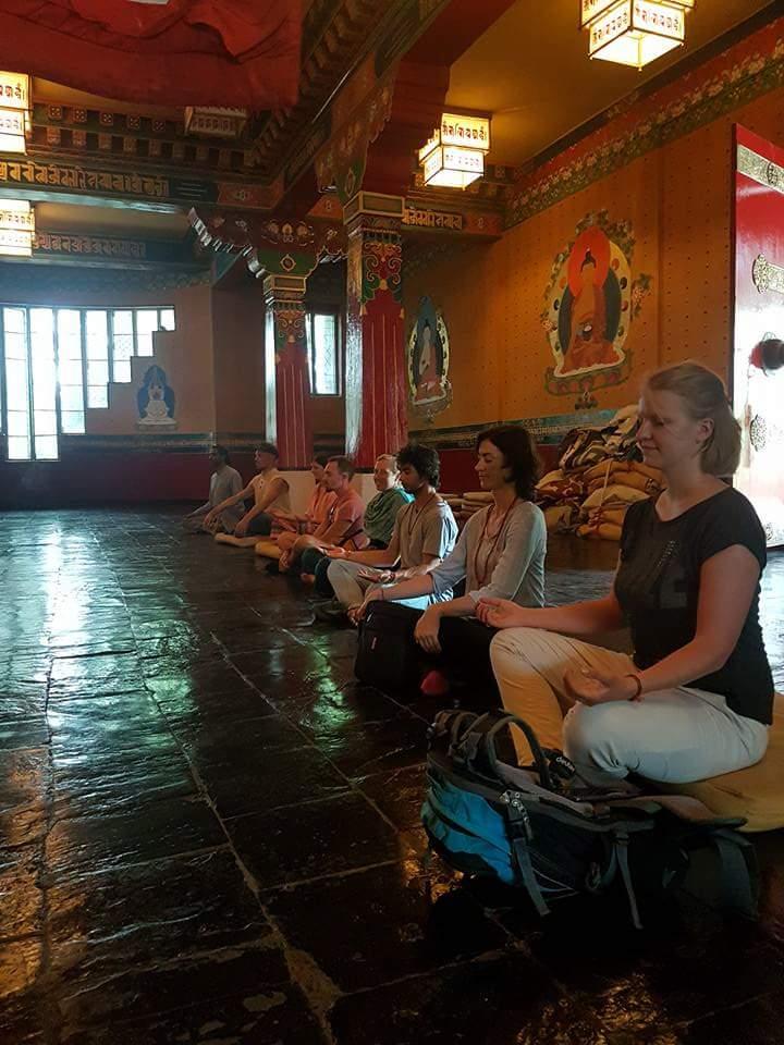 Buddhisth Meditation Mantra Yoga Meditation Retreat in Dharamsala - Meditation Teacher Training Dharamsala