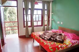 Mantra Yoga School Room Dharamsala 1 - Retreats