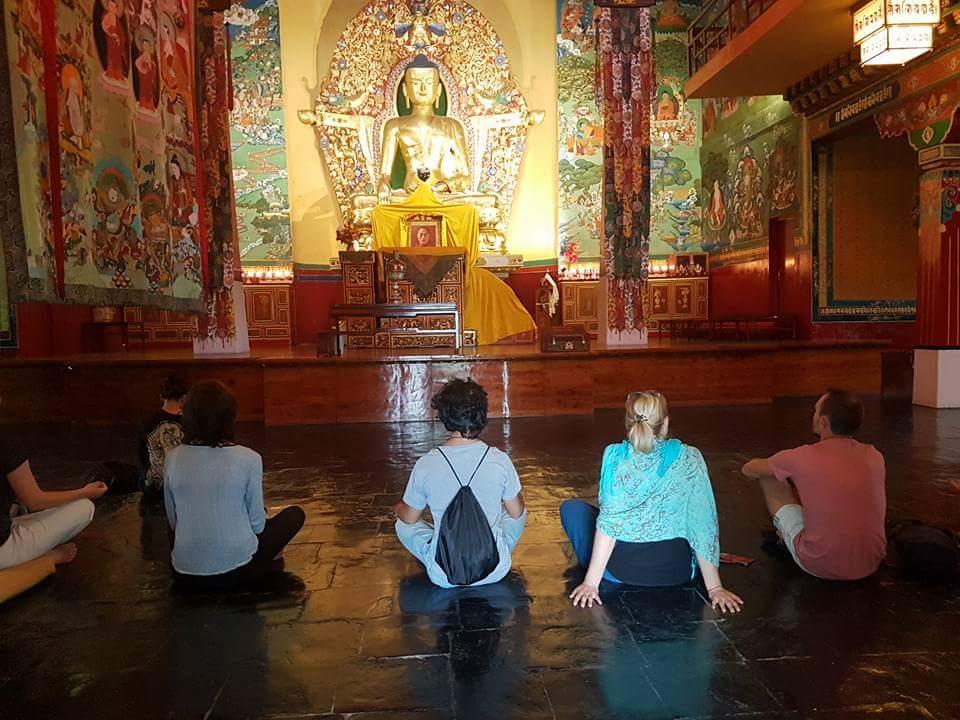 Tantra Monastry Meditation Retreat in Dharamsala - Retreats