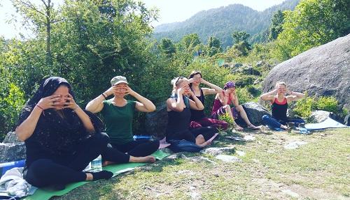 Yoga Reteat in Mcleodganj Dharamsala India - Retreats