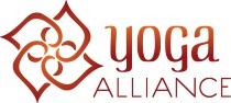 Logo Yoga Alliance - Yoga Teacher Training India
