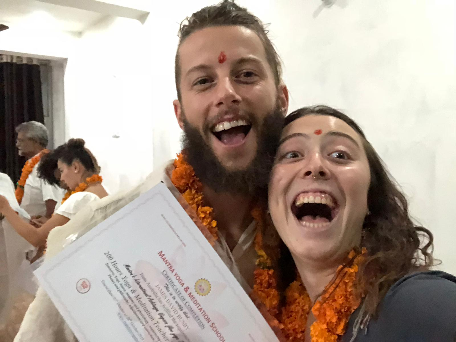 Fully-Certified Meditation Teacher Training in Rishikesh, India