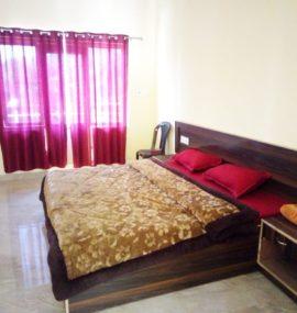 Room View -Accommodation - Mantra Yoga & Meditation School Rishikesh