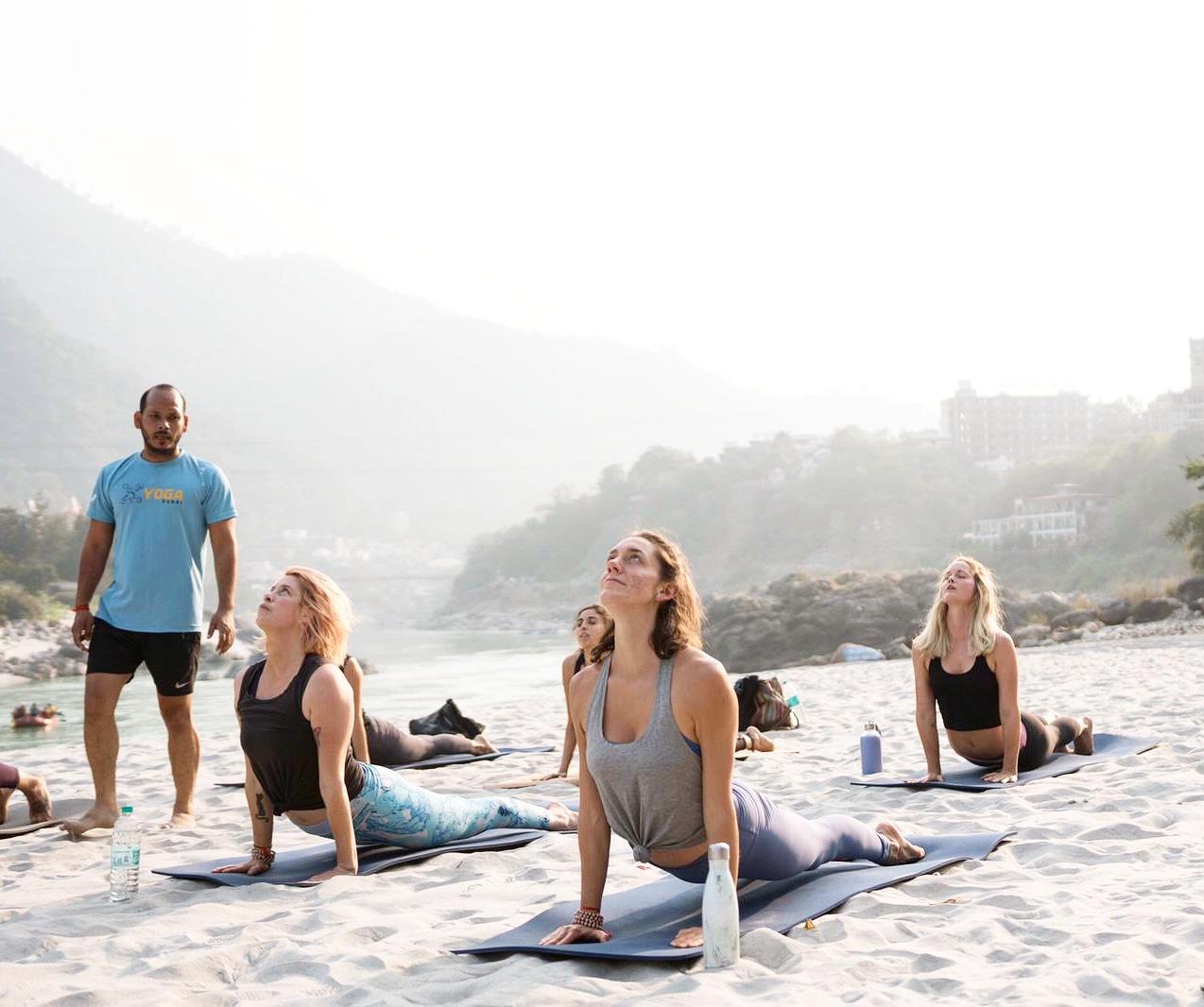 Yoga Teacher Training Rishikesh 200 Hour Yoga Teacher Training India