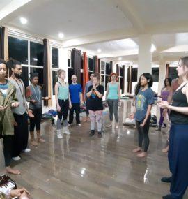 Yoga and Meditation Teacher Training India