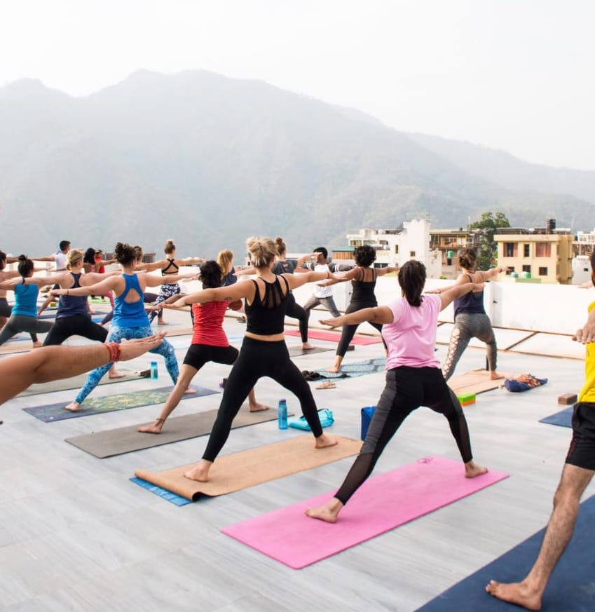 The Importance of Meditation School in India - Mantra Yoga ...
