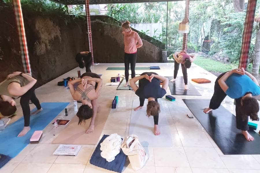 Yoga Teacher Training In Bali Best Yoga Teacher Training Ubud